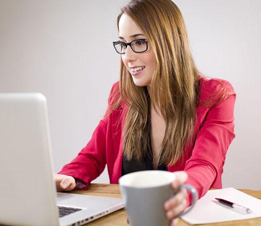 kobiece stylizacje do pracy